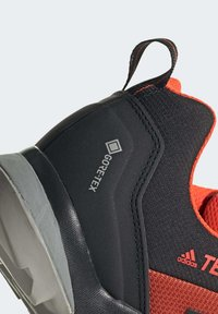 adidas Performance - TERREX AX3 GORE-TEX HIKING SHOES - Trail running shoes - red - 9