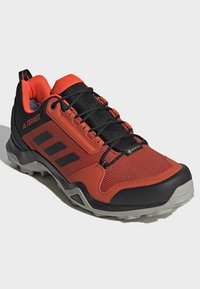 adidas Performance - TERREX AX3 GORE-TEX HIKING SHOES - Trail running shoes - red - 3