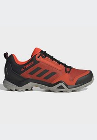 adidas Performance - TERREX AX3 GORE-TEX HIKING SHOES - Trail running shoes - red - 6