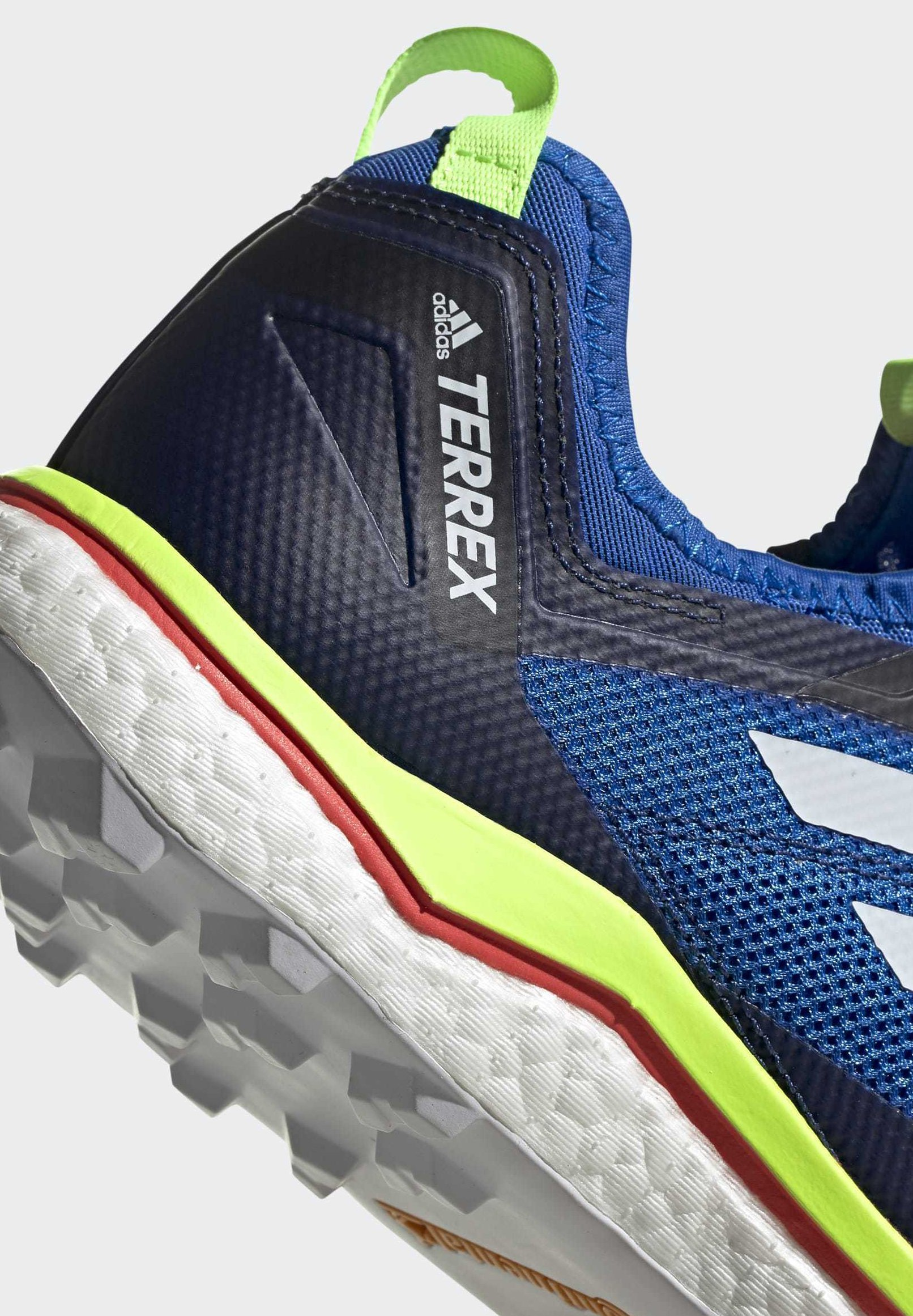 Adidas Performance Terrex Agravic Xt Shoes - Trail Running Blue