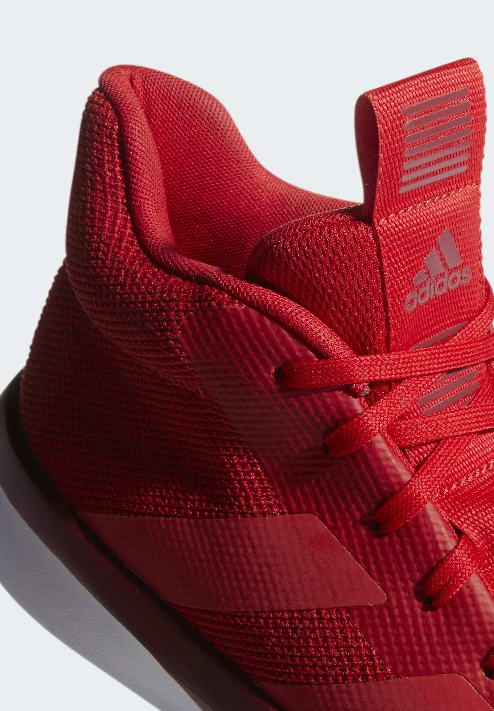 Adidas Performance Pro Next 2019 Shoes - Chaussures De Basket Red