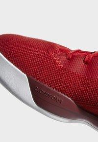 adidas Performance - PRO NEXT 2019 SHOES - Koripallokengät - red - 8