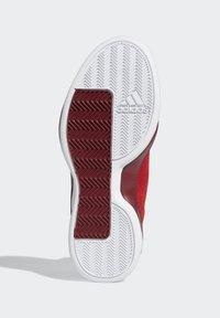 adidas Performance - PRO NEXT 2019 SHOES - Koripallokengät - red - 5