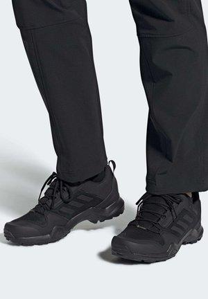 TERREX AX3 GORE-TEX HIKING SHOES - Hiking shoes - black