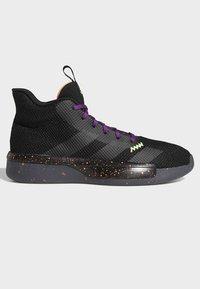 adidas Performance - PRO NEXT 2019 SHOES - Koripallokengät - black - 9
