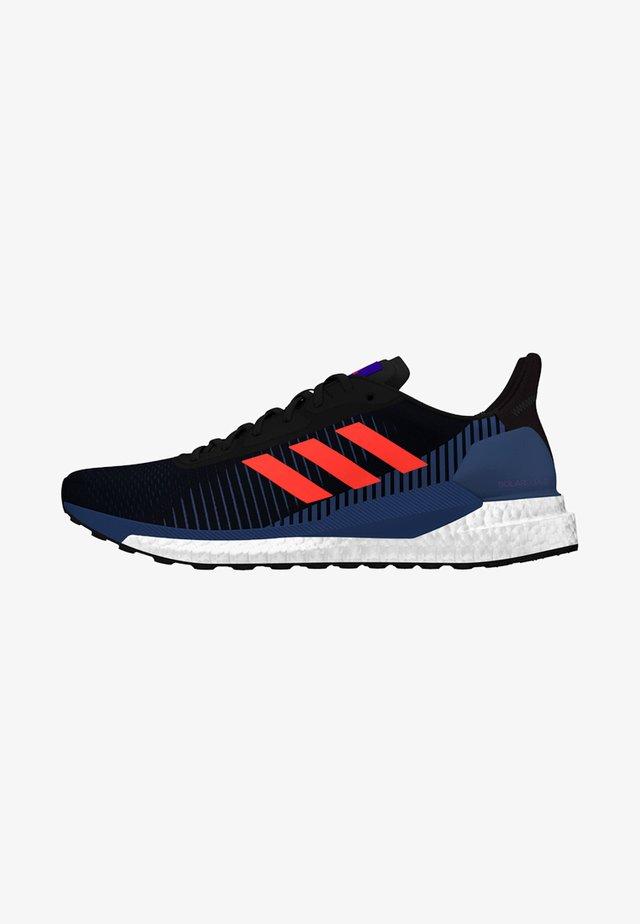 SOLAR GLIDE ST  - Stabilty running shoes - black/blue