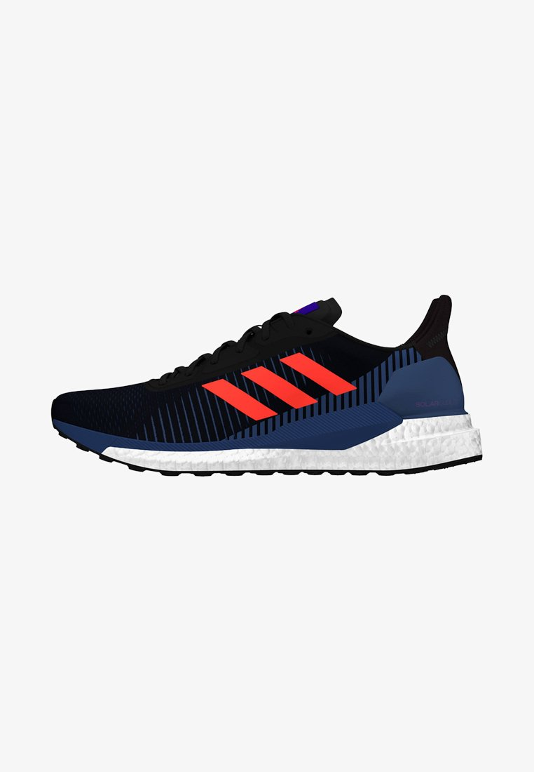 adidas Performance - SOLAR GLIDE ST  - Zapatillas de running estables - black/blue