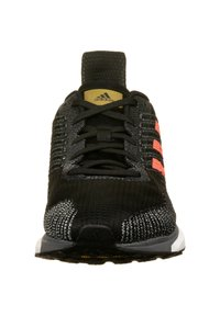 adidas Performance - SOLAR BOOST - Zapatillas de running estables - core black/signal coral/gold metallic - 2