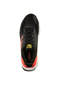 adidas Performance - SOLAR BOOST - Zapatillas de running estables - core black/signal coral/gold metallic - 1