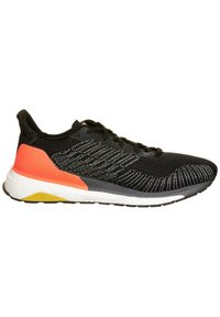 adidas Performance - SOLAR BOOST - Zapatillas de running estables - core black/signal coral/gold metallic - 6
