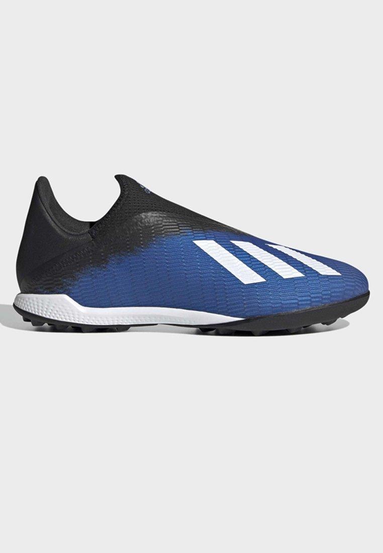 Adidas Performance Turf Boots - Fotbollsskor Inomhusskor Blue