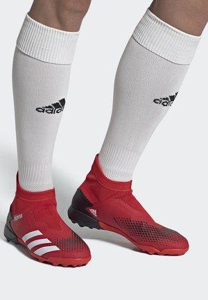 PREDATOR 20.3 TURF BOOTS - Indoor football boots - red