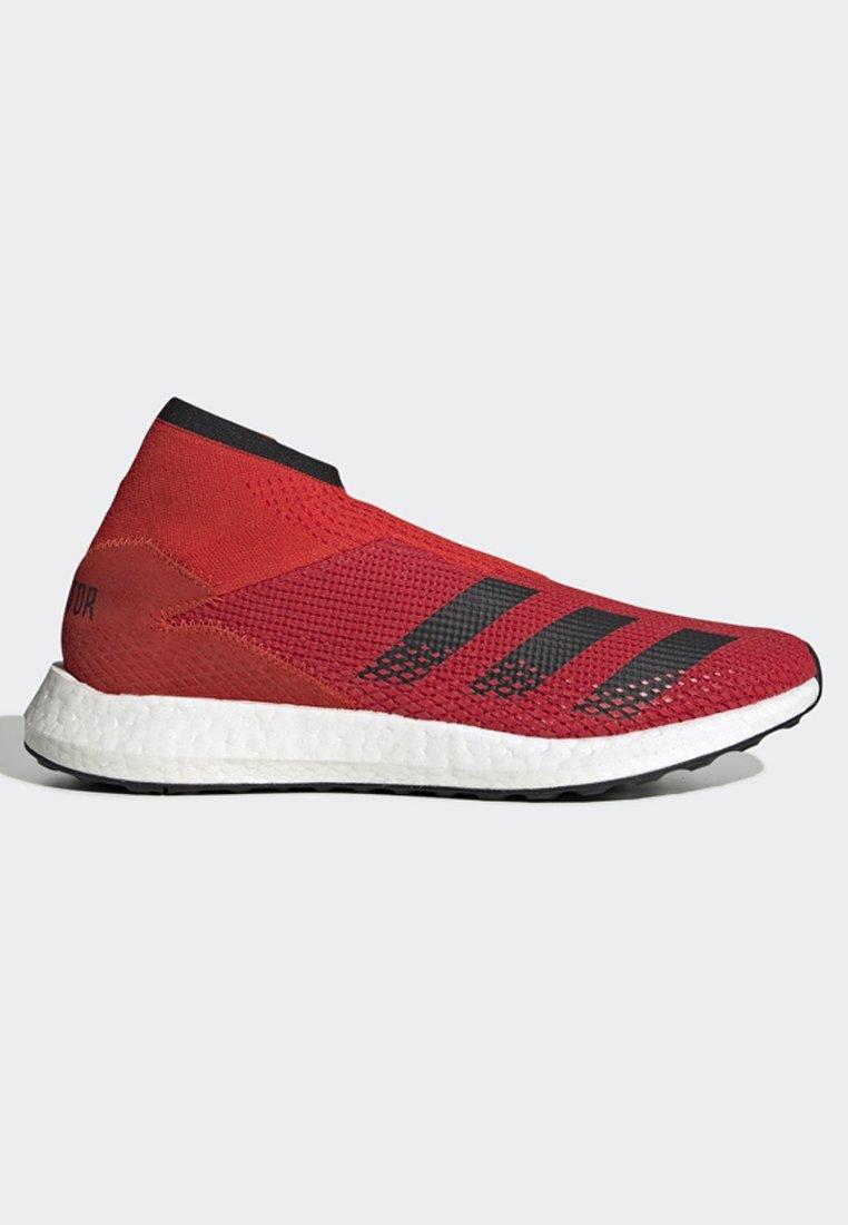 Adidas Performance Predator 20.1 Trainers - Höga Sneakers Red
