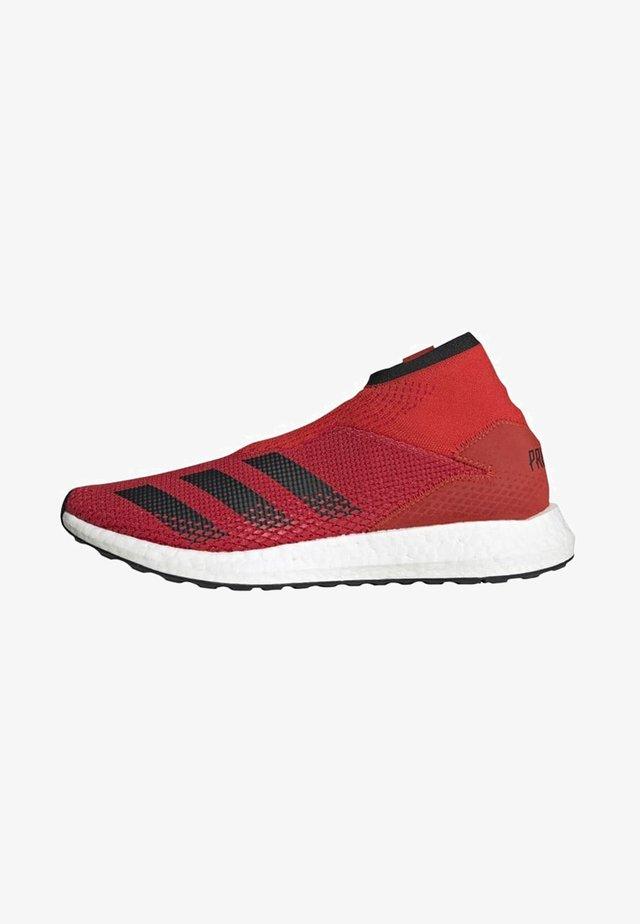 PREDATOR 20.1 TRAINERS - Sneakersy wysokie - red