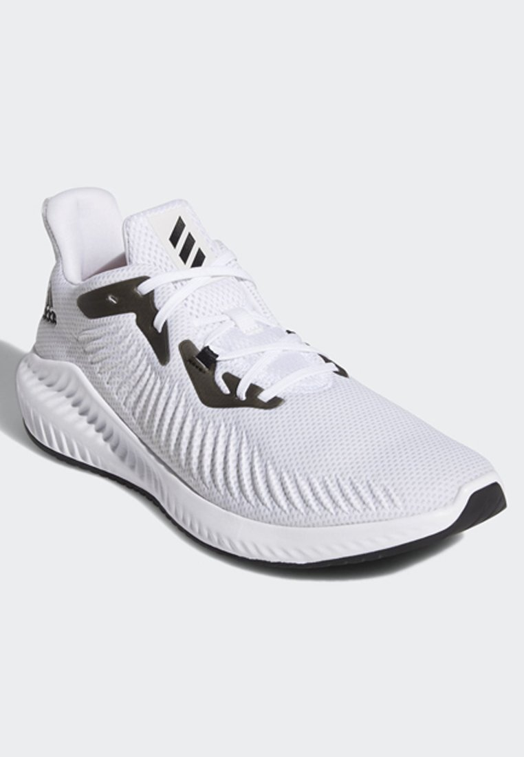 Adidas Performance Alphabounce+ Shoes - Stabilty Running White