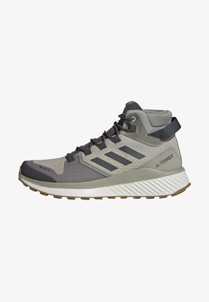 TERREX FOLGIAN MID GORE-TEX HIKING SHOES - Hiking shoes - grey