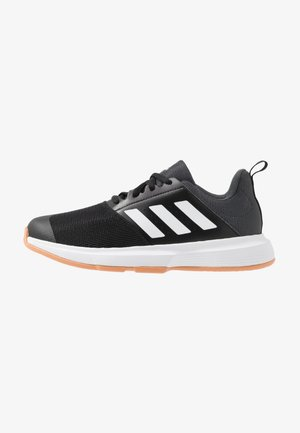 ESSENCE - Chaussures de handball - core black/footwear white/grey six