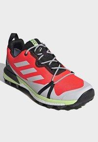 adidas Performance - TERREX SKYCHASER LT GORE-TEX HIKING SHOES - Hiking shoes - orange - 3