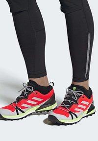 adidas Performance - TERREX SKYCHASER LT GORE-TEX HIKING SHOES - Hiking shoes - orange - 0