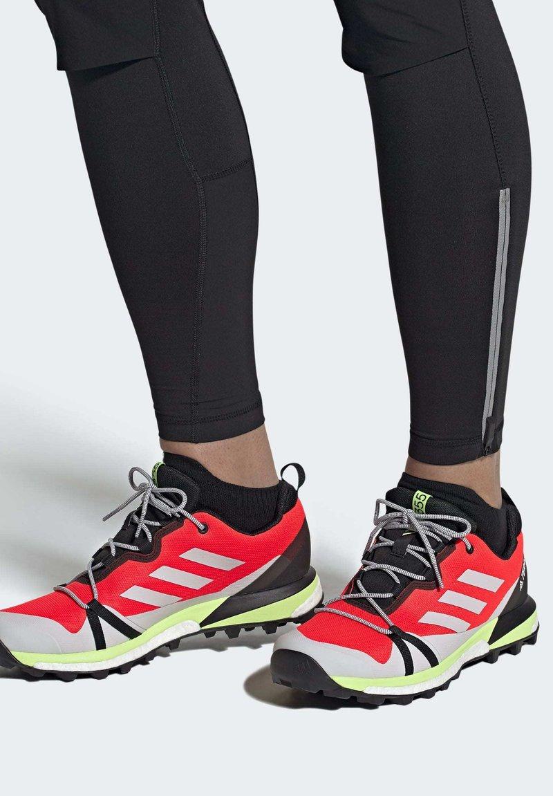 adidas Performance - TERREX SKYCHASER LT GORE-TEX HIKING SHOES - Hiking shoes - orange