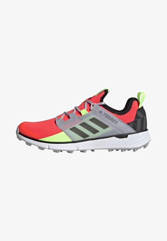 TERREX SPEED LD TRAIL RUNNING SHOES - Trail running shoes - orange