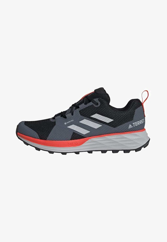 TERREX TWO GORE-TEX TRAIL RUNNING SHOES - Trail running shoes - black