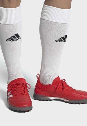 COPA 20.1 TURF BOOTS - Scarpe da calcetto con tacchetti - red