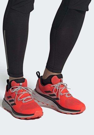 TERREX TWO TRAIL RUNNING SHOES - Trail hardloopschoenen - orange/black/grey