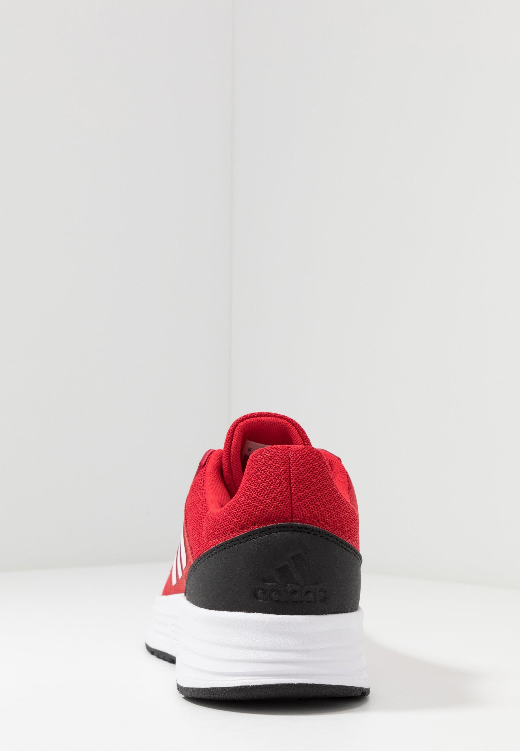 Adidas Performance Galaxy Classic Cloudfoam Sports Running Shoes - Scarpe Neutre Scarlet/footwear White/core Black Scontate