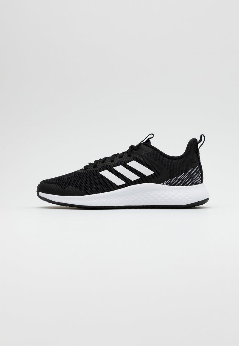 adidas Performance - FLUIDSTREET CLOUDFOAM SPORTS SHOES - Obuwie treningowe - core black/footwear white