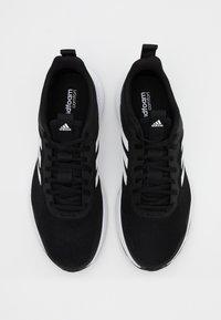 adidas Performance - FLUIDSTREET CLOUDFOAM SPORTS SHOES - Obuwie treningowe - core black/footwear white - 3