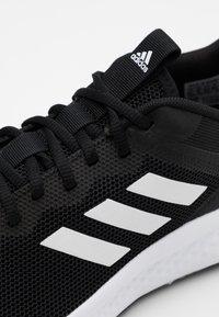 adidas Performance - FLUIDSTREET CLOUDFOAM SPORTS SHOES - Obuwie treningowe - core black/footwear white - 5