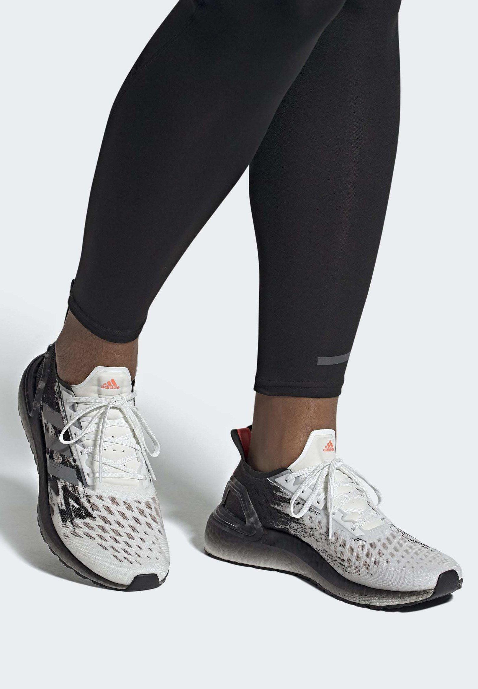 adidas Performance ULTRABOOST PB SHOES - Obuwie do biegania startowe - white