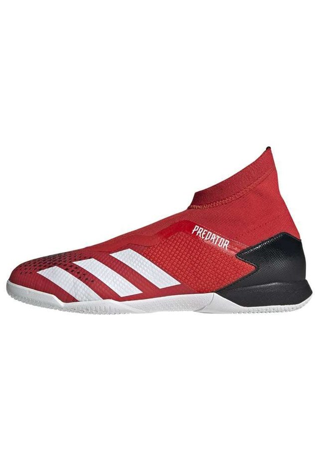 PREDATOR 20.3 INDOOR BOOTS - Scarpe da calcetto - red