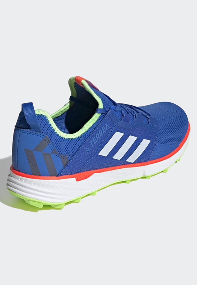 adidas Performance TERREX SPEED LD TRAIL RUNNING SHOES - Löparskor terräng - blue