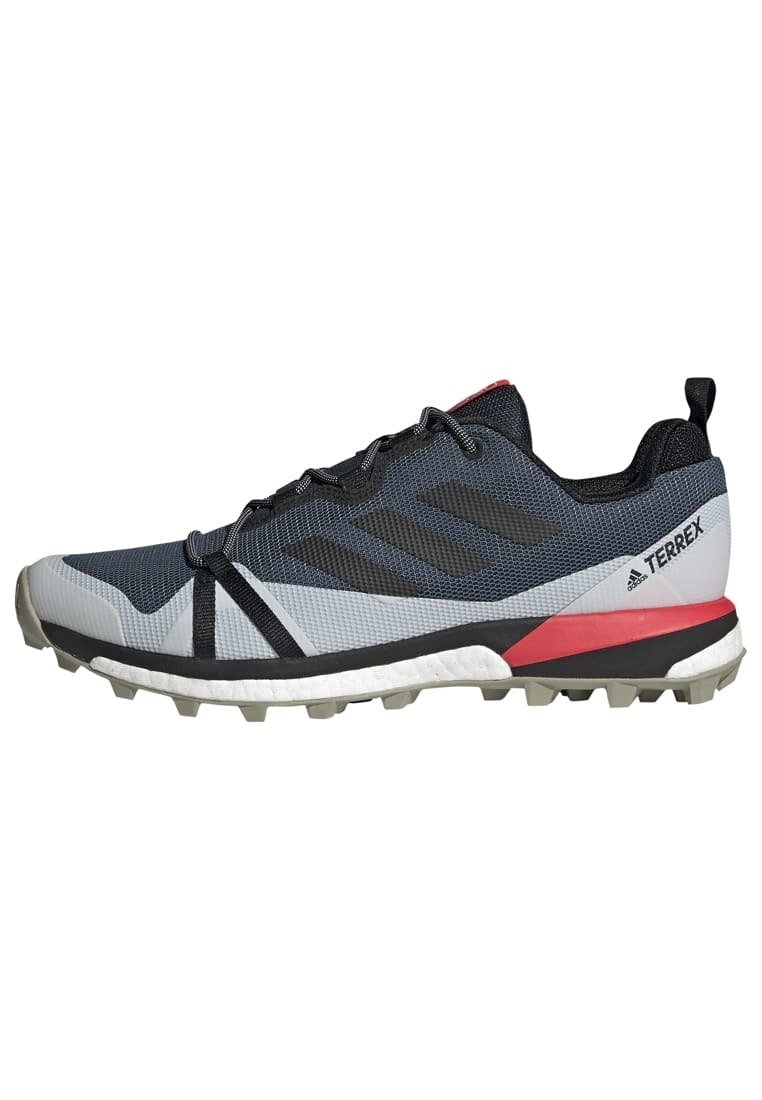 Adidas Performance Terrex Skychaser Lt Hiking Shoes - Chaussures À Scratch Blue