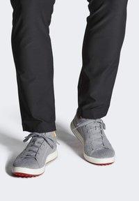 adidas Golf - ADIPURE SHOES - Golfsko - grey - 0