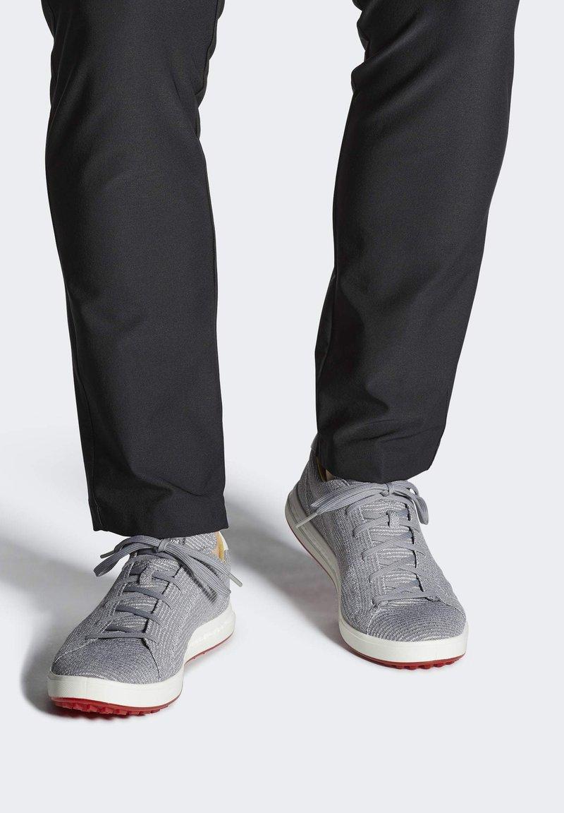 adidas Golf - ADIPURE SHOES - Golfsko - grey