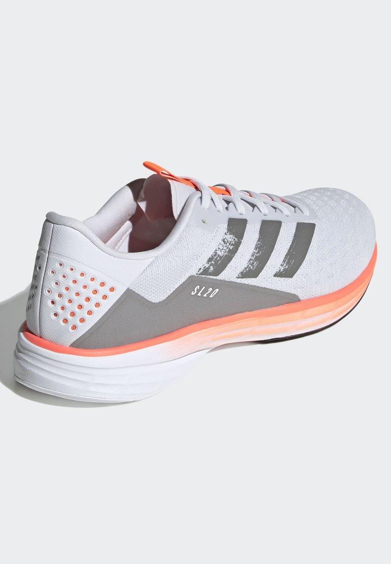 adidas Performance SL20 SHOES - Stabile løpesko - grey