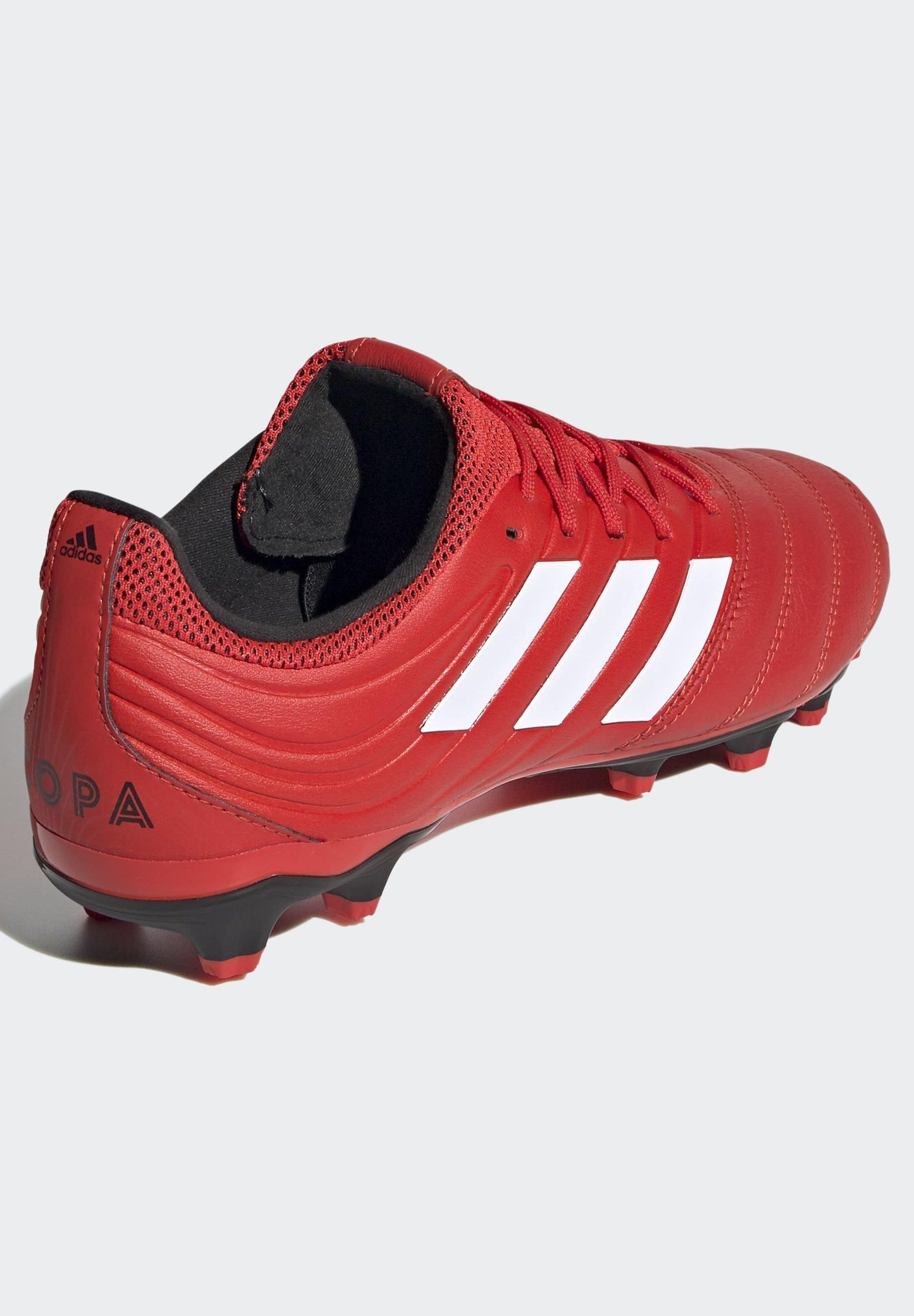 Adidas Performance Copa 20.3 Multi-ground Boots - Voetbalschoenen Met Kunststof Noppen Red Goedkope Schoenen