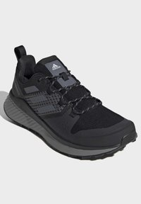 adidas Performance - 2020-03-01 TERREX FOLGIAN HIKER HIKING SHOES - Climbing shoes - black