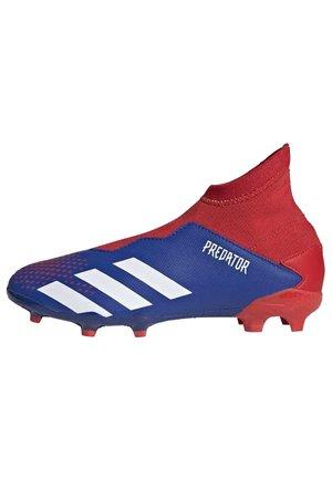 PREDATOR 20.3 FIRM GROUND BOOTS - Voetbalschoenen met kunststof noppen - blue