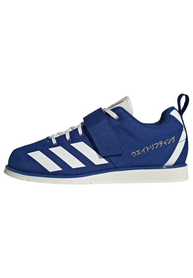POWERLIFT 4 SHOES - Sneakersy niskie - blue
