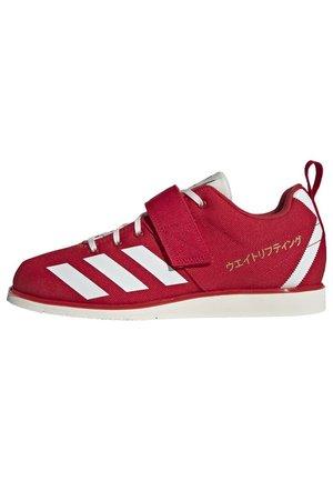 POWERLIFT 4 SHOES - Sportschoenen - red