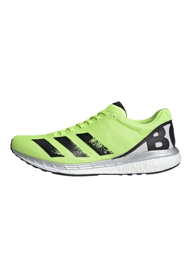 ADIZERO BOSTON 8 SHOES - Konkurrence løbesko - green