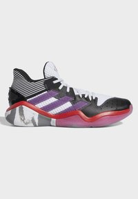 adidas Performance - HARDEN STEP-BACK SHOES - Basketball shoes - white - 6