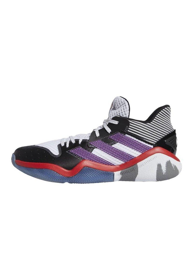 adidas Performance - HARDEN STEP-BACK SHOES - Basketball shoes - white