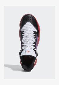 adidas Performance - HARDEN STEP-BACK SHOES - Basketball shoes - white - 2