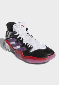 adidas Performance - HARDEN STEP-BACK SHOES - Basketball shoes - white - 4
