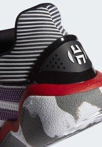 adidas Performance - HARDEN STEP-BACK SHOES - Basketball shoes - white - 8